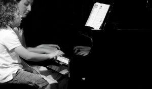 graadsexamen muziekles pianoles doremi