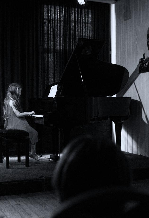 pianolessen voorspeel avond uurtje